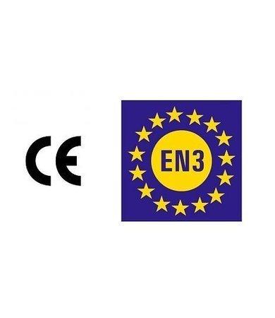 Mobiak Schuimbrandblusser 9l ECO/BIO (AB) permanente druk