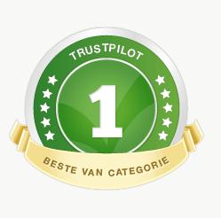 Trustpilot nr 1