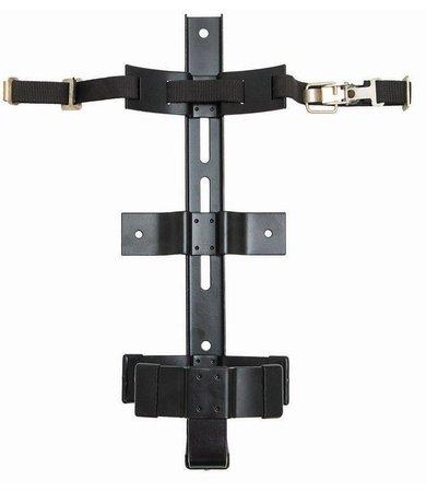 Mobiak Metalen brandblushouder heavy duty 5-12kg/l