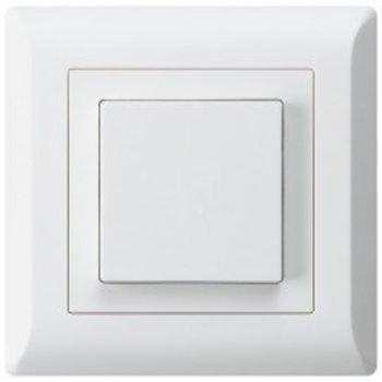 Hager UP-Schalter KLI 3/1L weiss