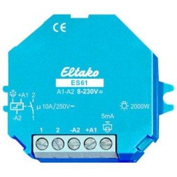 Eltako EB-Schrittschalter Eltako 8-230VUC 1S, ES61