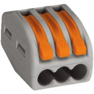 Wago Contact Terminal Plug-in 0,08-4mm² STLK Wago / 50. p. pack