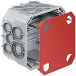 HSB UP scatola di giunzione HSB 115 × 115 × 75 millimetri