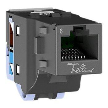 Feller Module de connexion Feller EASYNET S-One RJ45 Cat 6 / U