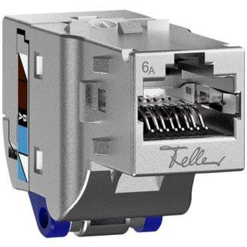 Feller Module de connexion Feller EASYNET S-One RJ45 Cat 6A / S