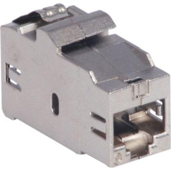 Module Unilan RJ45S Kat.6 MS1 / 8 180 °