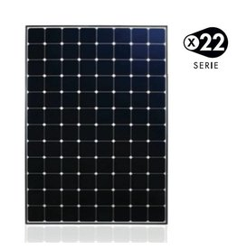 SunPower X22 - 360 Wp zonnepaneel