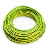 Aardekabel 2.5mm2 (geel/groen) - 20 meter