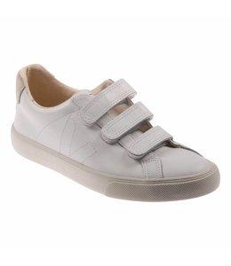 Veja sneakers 3-LOCK Extra White Pierre Natural  Laatste paar, maat 41!