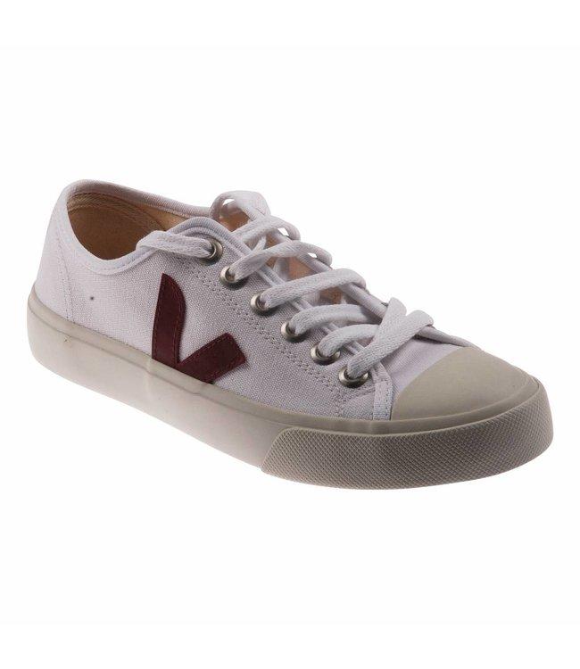 Veja sneakers WATA CANVAS WHITE MARSALA