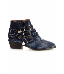 March23 Olsen Dust Blue Velvet WLA0211 laatste 2 maten 36 en 40