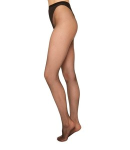 Swedish stockings Liv small net black