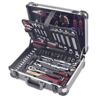 Kraftwerk 197-teiliger Werkzeugsatz im Koffer