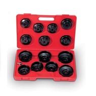 Automotive tools 15-teiliger Ölfilterschlüsselsatz