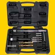 Automotive tools Glühkerzen-Ausbohrsatz