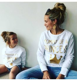 "La Jolie Trui mama ""Mommy of a princess"" wit"