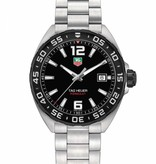 Tag Heuer Formula 1 Horloge Staal / Zwart