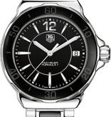 Tag Heuer Formula 1 Horloge Staal / Zwart / Keramiek
