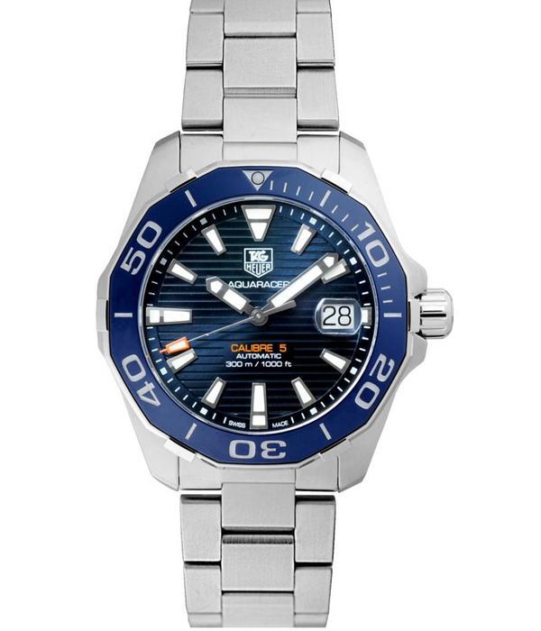 Tag Heuer Aquaracer 300M 41mm Calibre 5 (WAY211C.BA0928)