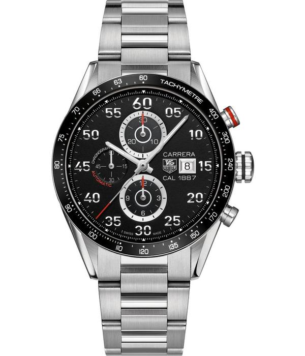 Tag Heuer Carrera Calibre 1887 Chronograph (CAR2A10.BA0799)