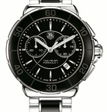Tag Heuer Formula 1 Chrono Horloge Staal / Zwart / Keramiek