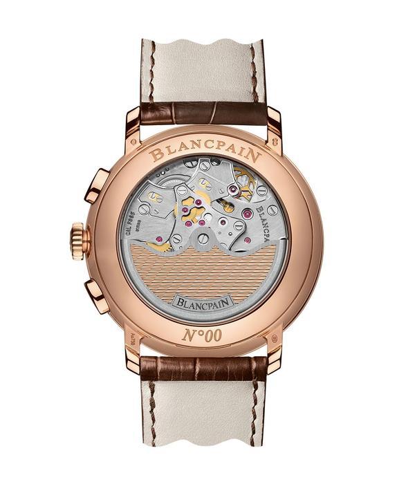Blancpain Villeret Pulsometer Flyback Chronograph (6680F-3631-55B)