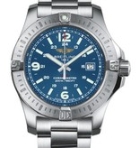 Breitling Colt 44 Horloge Staal Blauw / Staal