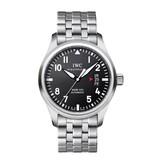 IWC Pilot's Watch Mark XVII 41mm Horloge Staal / Zwart