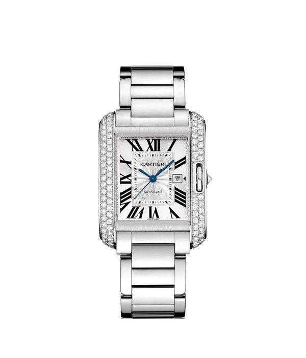 Cartier Tank Anglaise Jewellery (WT100009)