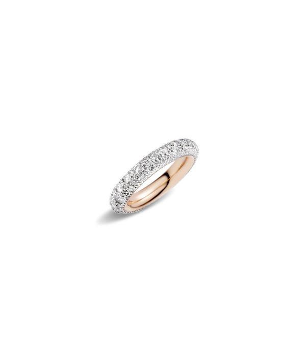 Pomellato Tango Ring 18 Carat Rose Gold