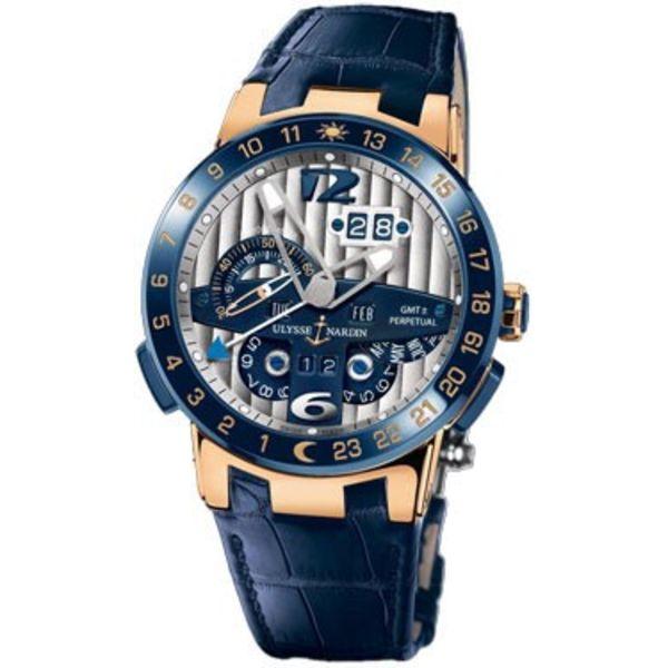 Executive 43mm El Toro Perpetual GMT