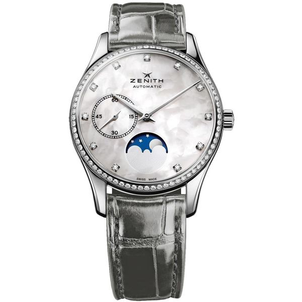 Heritage Ultra Thin Lady Moonphase