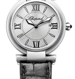 Chopard Imperiale 28mm Horloge Staal / Zilver / Alligatorleder