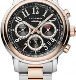 Chopard Mille Miglia 42mm Horloge Staal / Roségoud / Zwart
