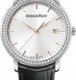 Audemars Piguet Jules Audemars 39mm Zilver