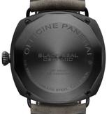 Officine Panerai Radiomir 45 Horloge Keramiek / Zwart / Leder