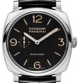 Officine Panerai Radiomir 1940 45mm Horloge Staal / Zwart / Alligatorleder