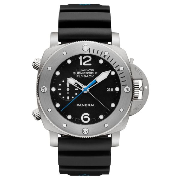 Luminor Submersible 1950 3 Days Chrono Flyback Automatic Acciaio 47mm
