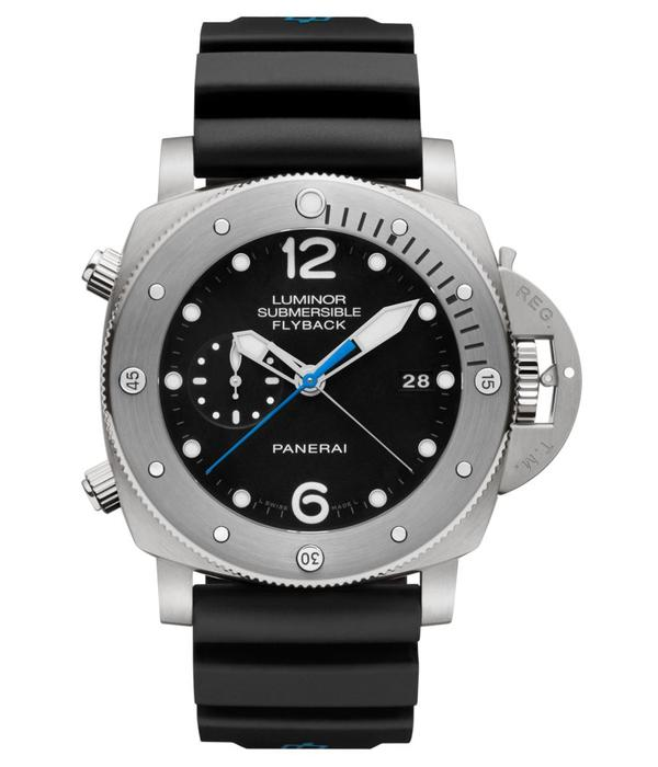 Luminor Submersible 1950 3 Days Chrono Flyback Automatic Acciaio 47mm (PAM00614)