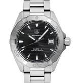 Tag Heuer Aquaracer 300M 40.5mm Calibre 5 Horloge Staal / Zwart