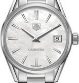Tag Heuer Carrera Horloge Staal / Parelmoer