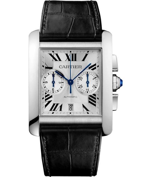 Cartier Tank Anglaise MC Chronograph (W5330007)