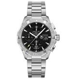 Tag Heuer Aquaracer Calibre 16 Horloge Staal / Zwart
