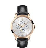Montblanc Meisterstück Heritage Collection Horloge Roségoud Zilver / Alligatorleder