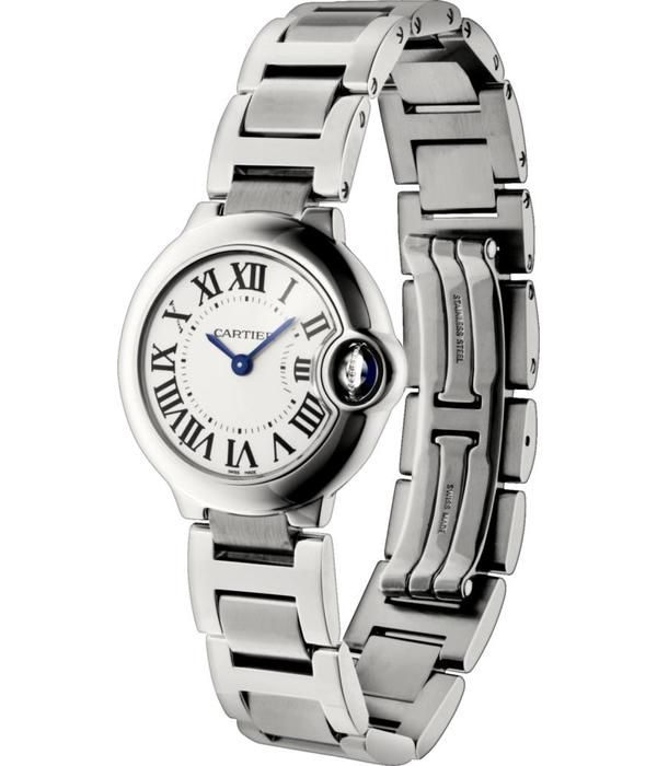 Cartier Ballon Bleu 28mm  (W69010Z4)