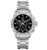 Tag Heuer Aquaracer Horloge Staal / Zwart