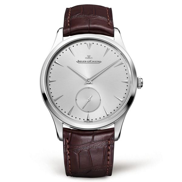 Master Grande Ultra Thin Small Second