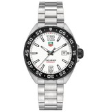 Tag Heuer Formula 1 Horloge Staal / Wit