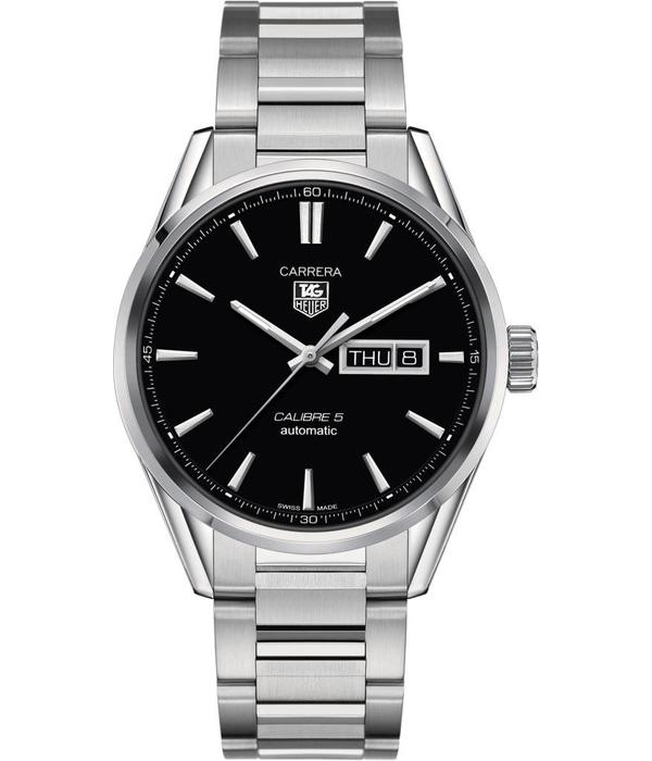 Tag Heuer Carrera Day-Date Calibre 5 (WAR201A.BA0723)