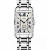 Longines Dolce Vita 32mm Horloge Staal / Zilver